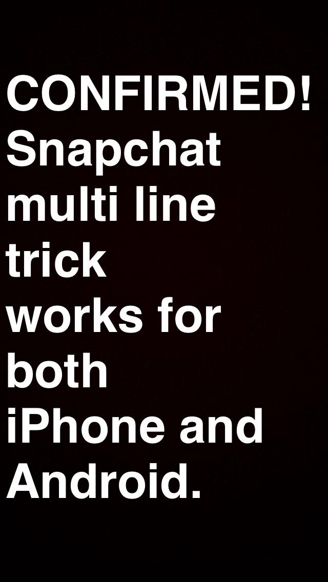 android-iphone-snapchat-trick