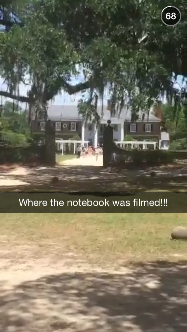 the-notebook-charleston-snapchat-story