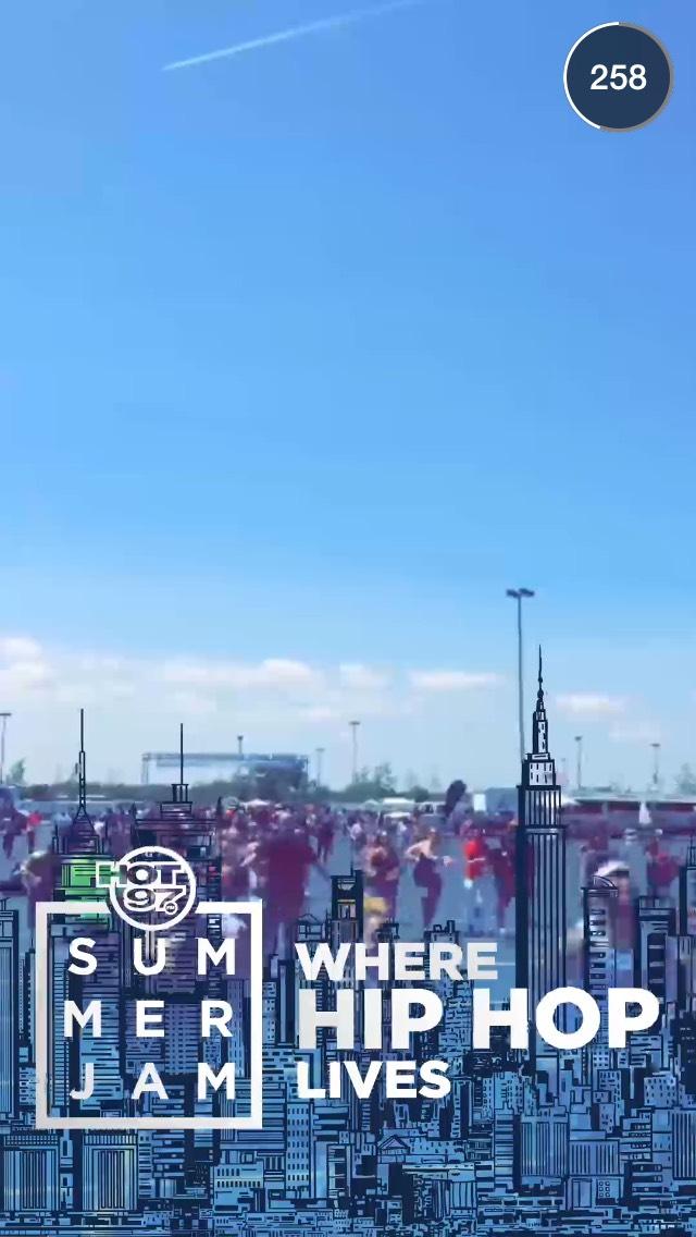 hot-97-summer-jam-snapchat