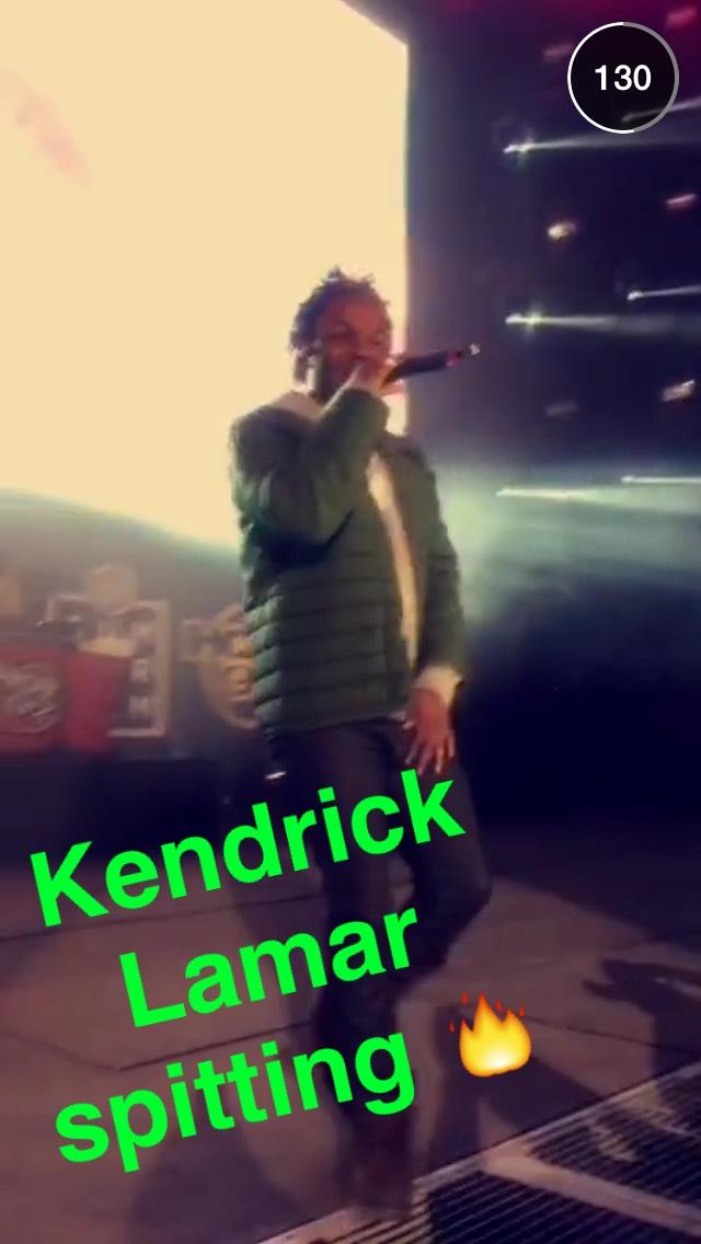 kendrick-lamar-snapchat-story