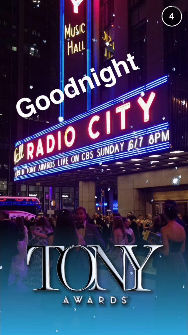 goodnight-tony-awards-snapchat