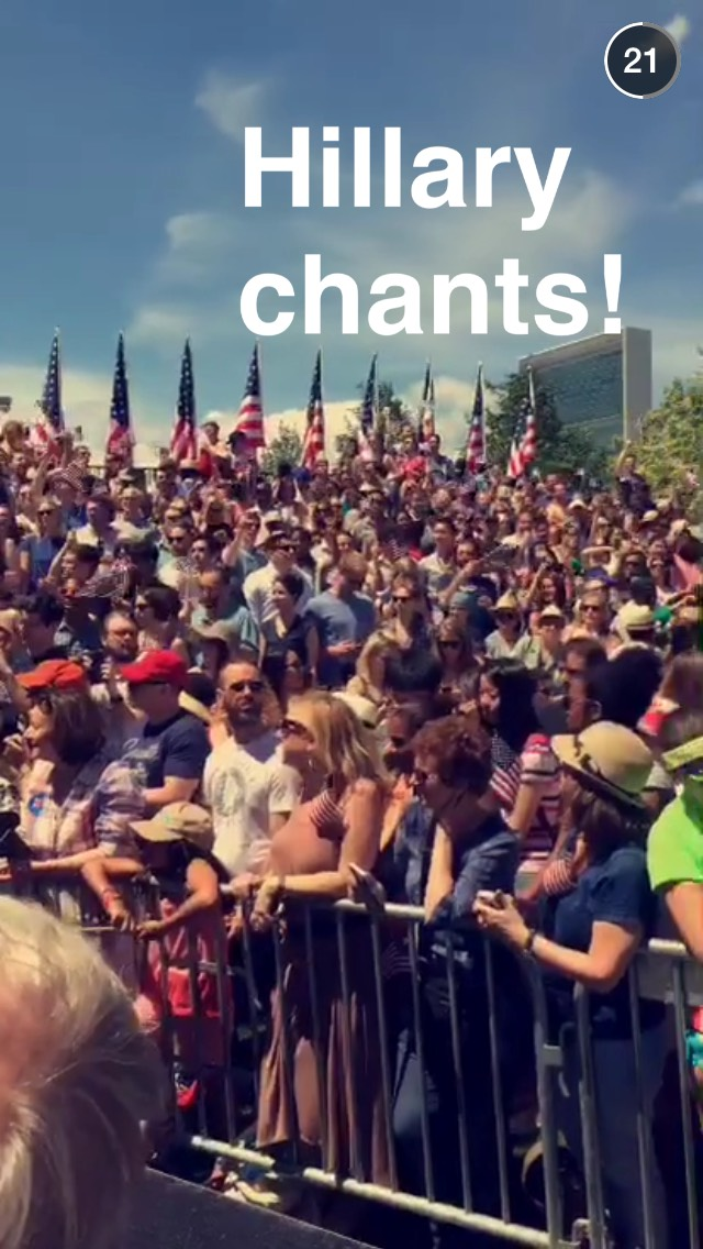 hillary-chants-snapchat-story