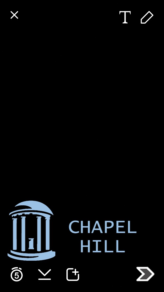 chapel-hill-nc-snapchat-filter