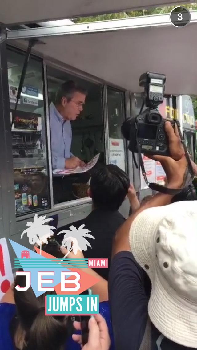 jeb-bush-food-truck-snapchat-story