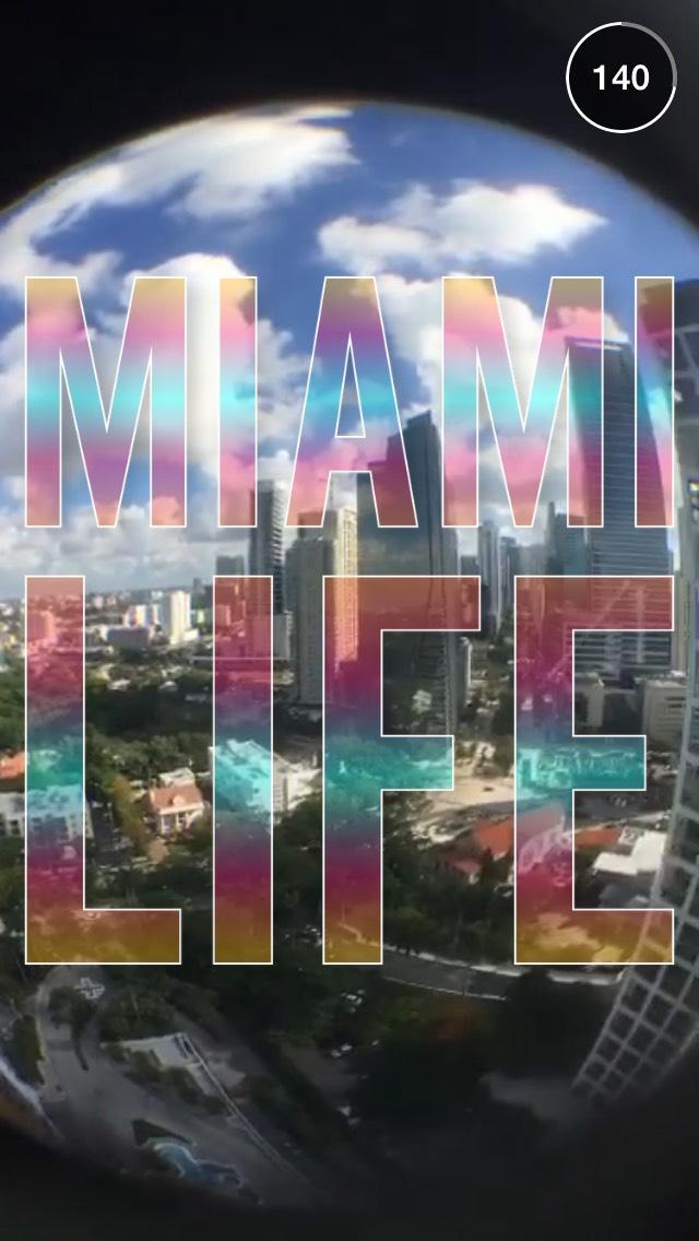 miami-life-snapchat-story