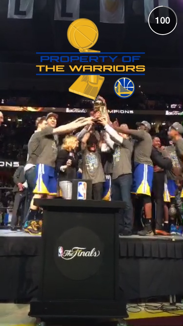 nba-finals-trophy-snapchat
