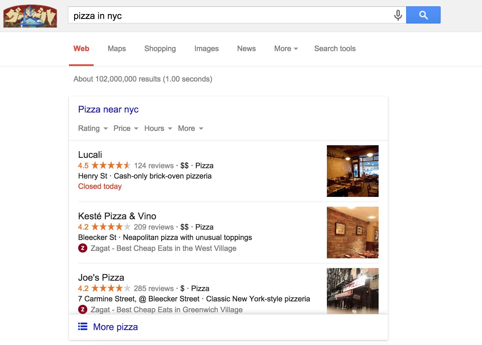 yelp-traffic-down-google-search-algorithm