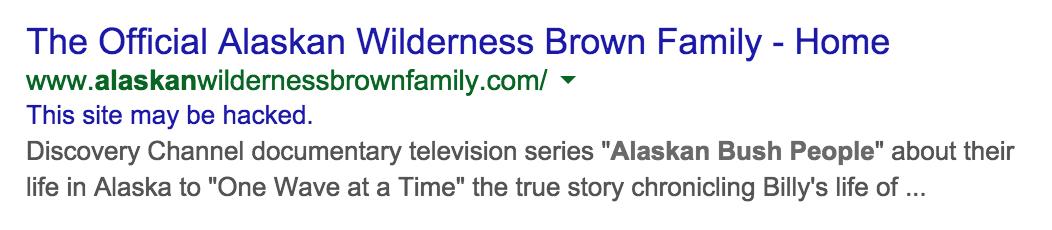 alaskan-bush-people-billy-bryan-brown-website-hacked