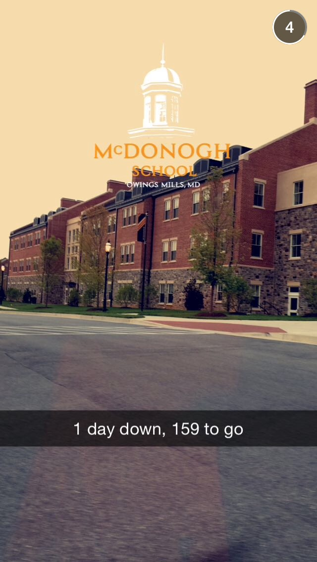 mcdonogh-high-school-snapchat-story