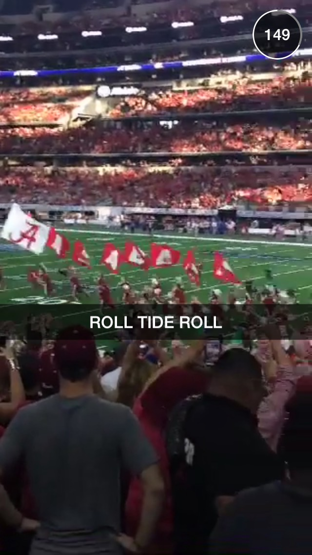 alabama-roll-tide-snapchat-story