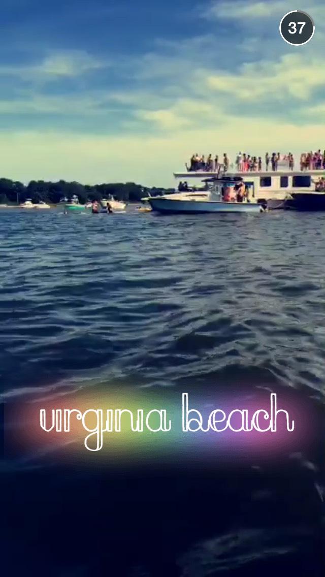 virginia-beach-labor-day-snapchat-story