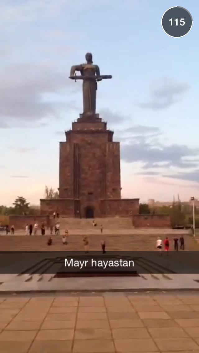 armenia-snapchat-story