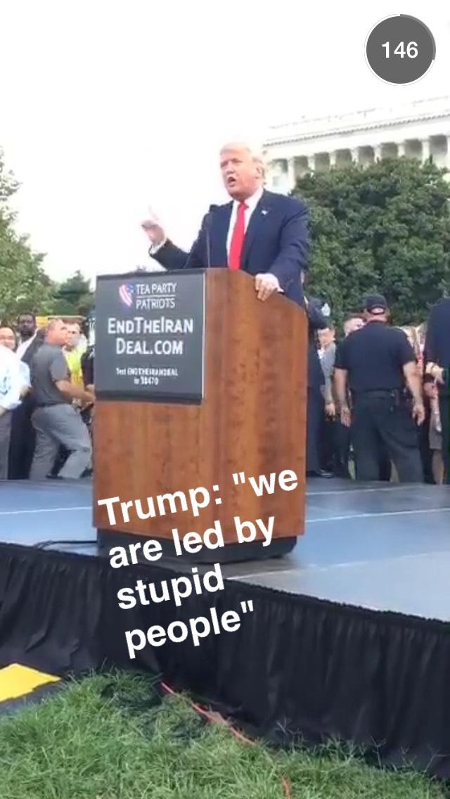 donald-trump-iran-deal-snapchat