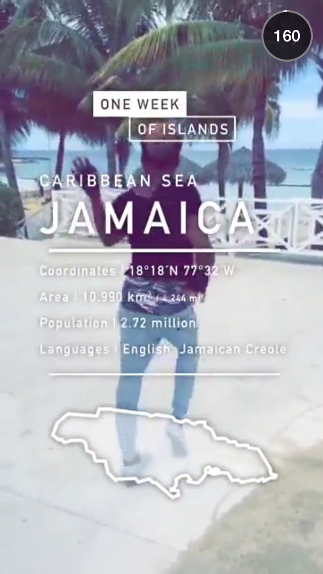jamaica-snapchat-story