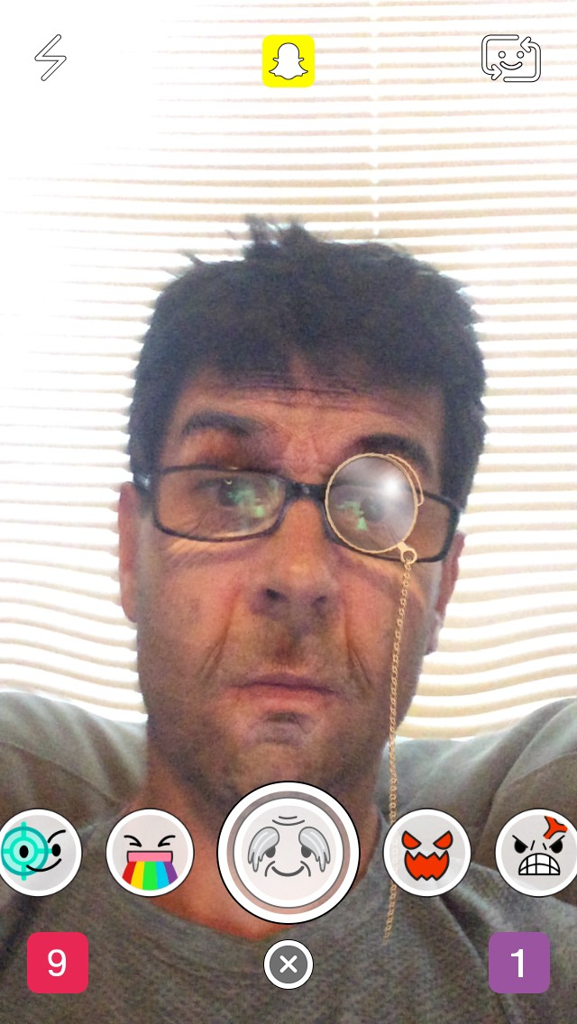 old man filter - photo #2