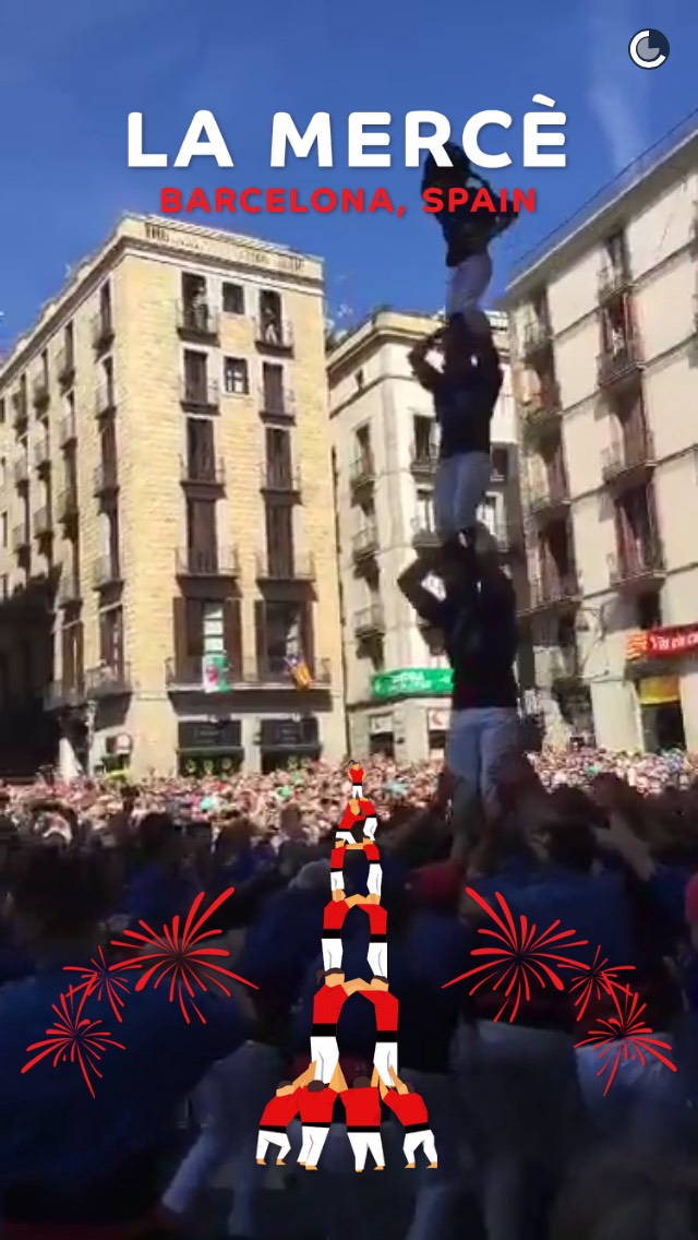human-towers-spain-snapchat