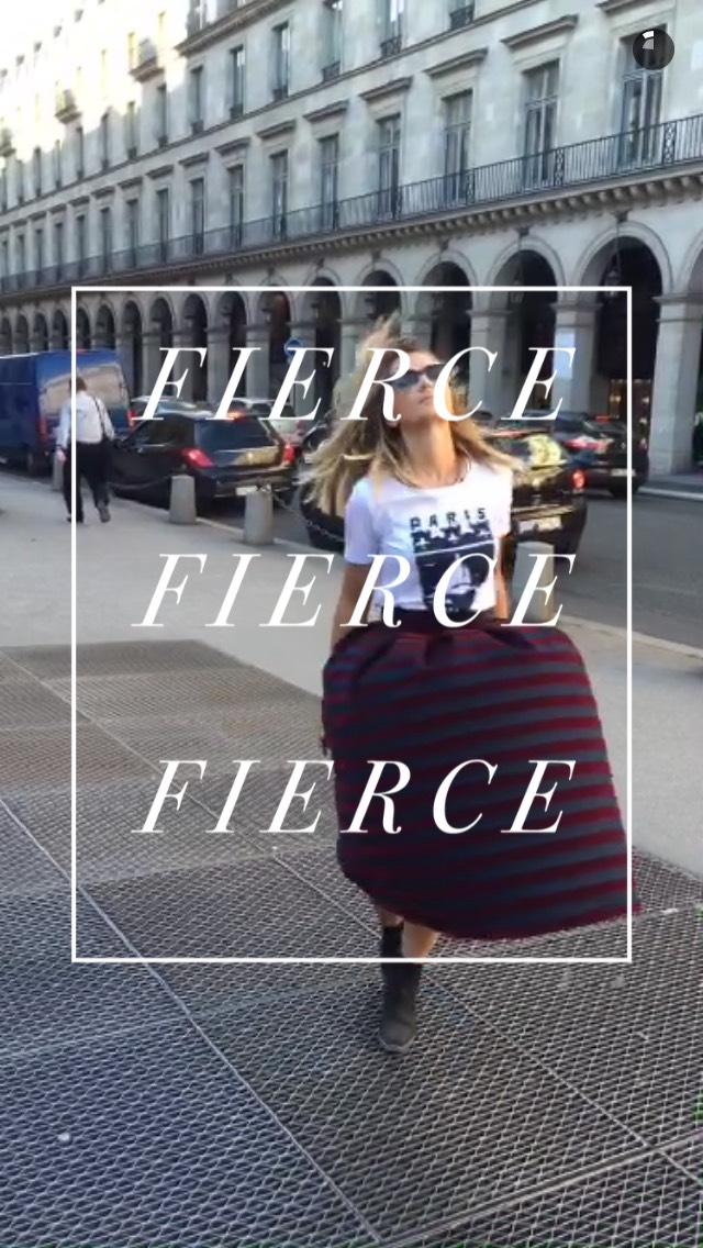 fierce-snapchat-fashion-month
