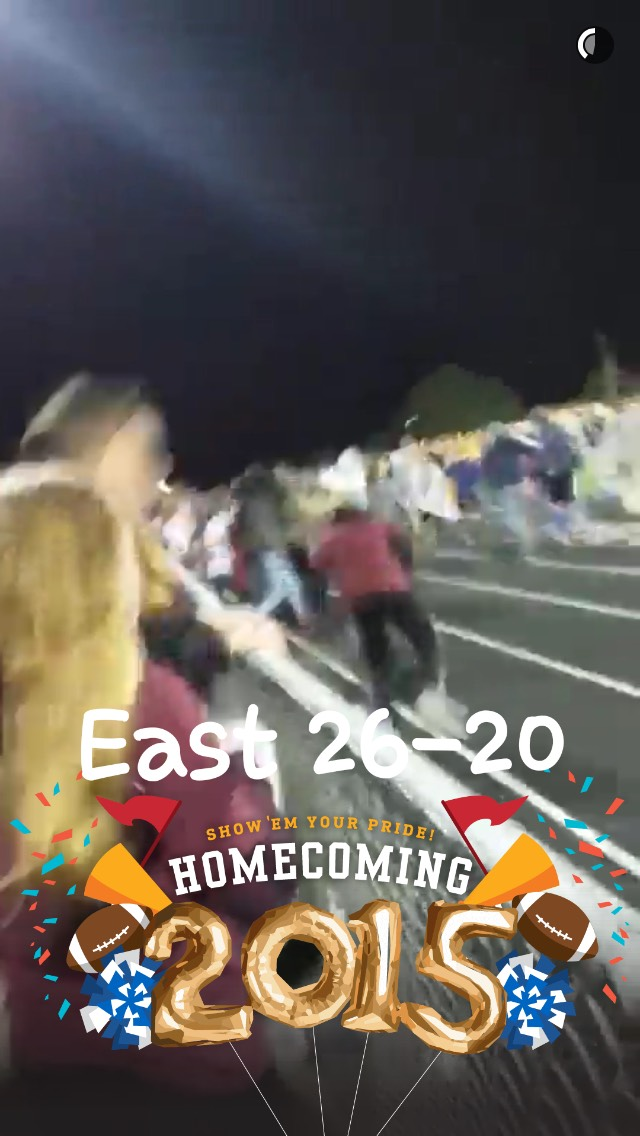 football-game-homecoming-snapchat