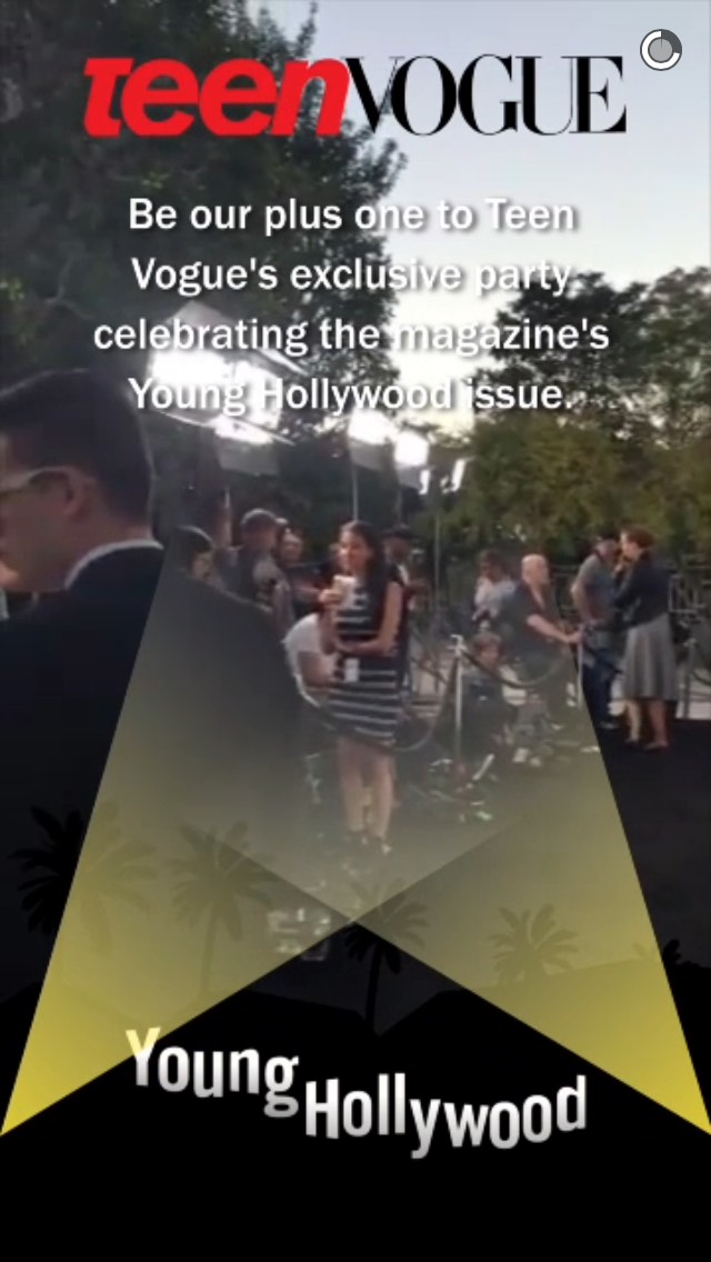 young-hollywood-snapchat-story