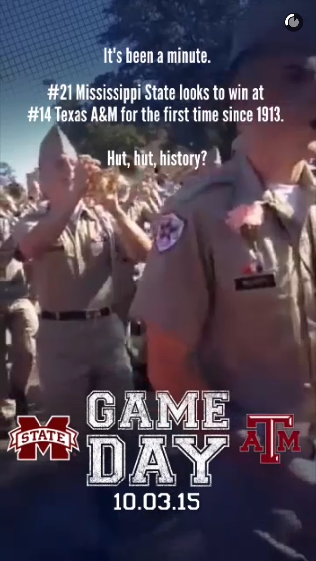 texas-am-band-snapchat