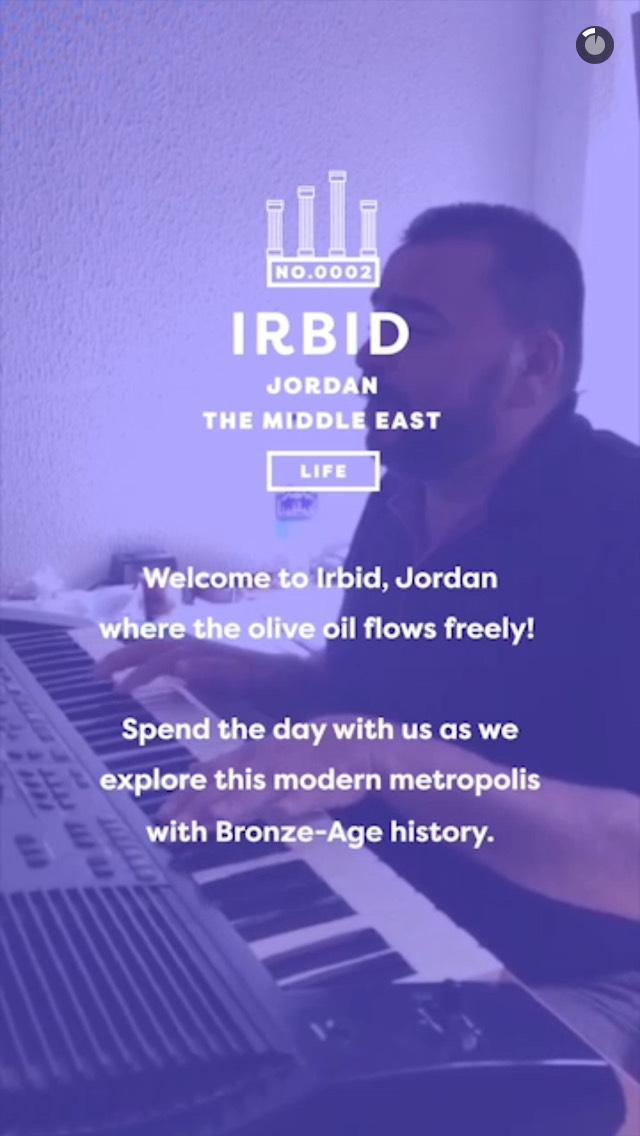irbid-city-life-snapchat-story