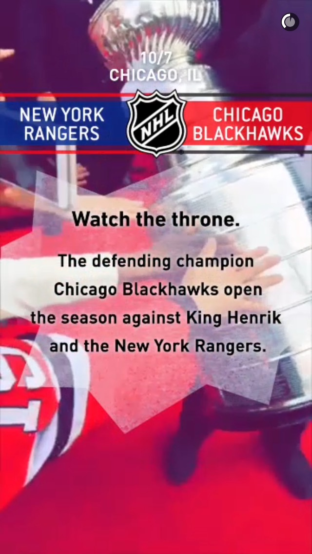 blackhawks-snapchat-story-opening-night