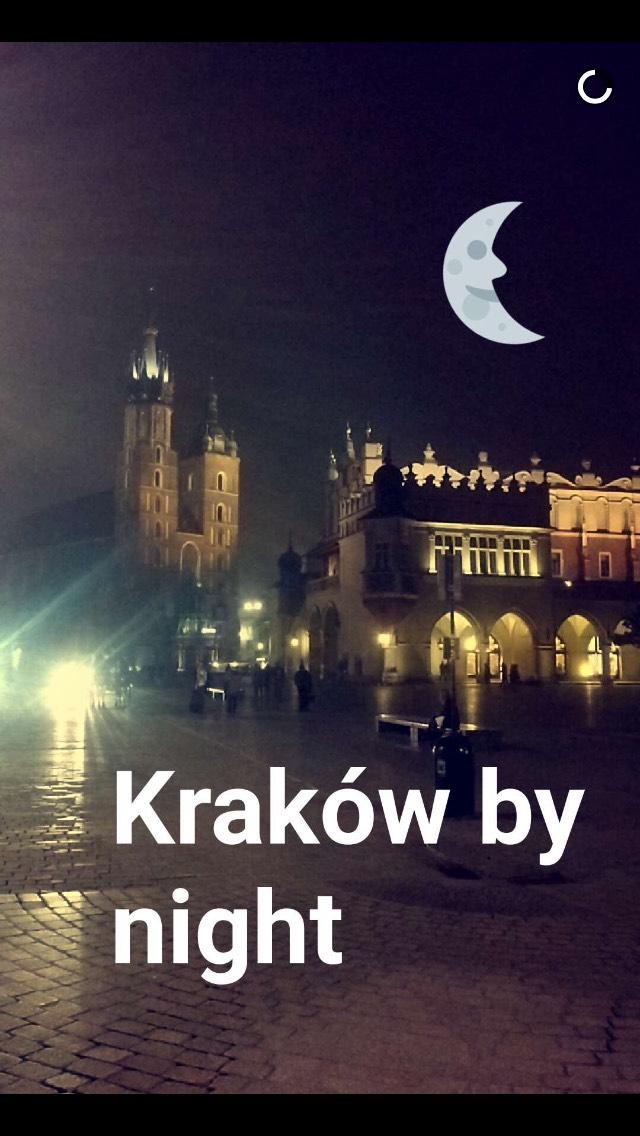 krakow-night-snapchat