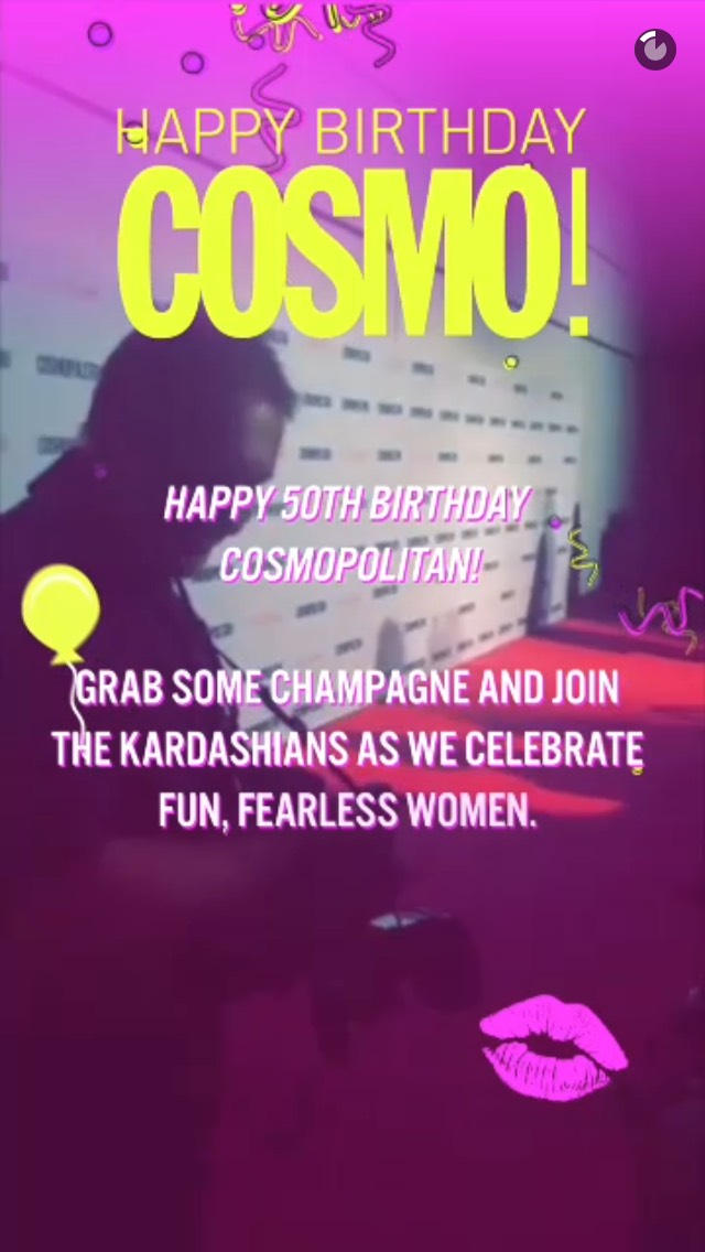 cosmo-snapchat-filter