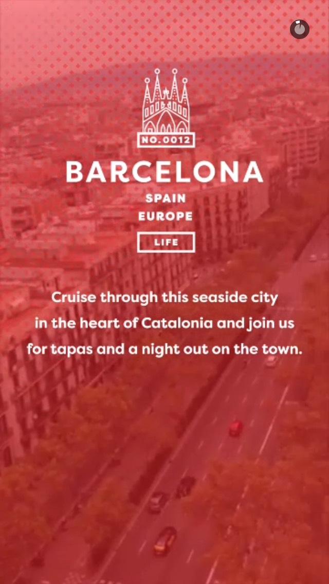 barcelona-snapchat-story