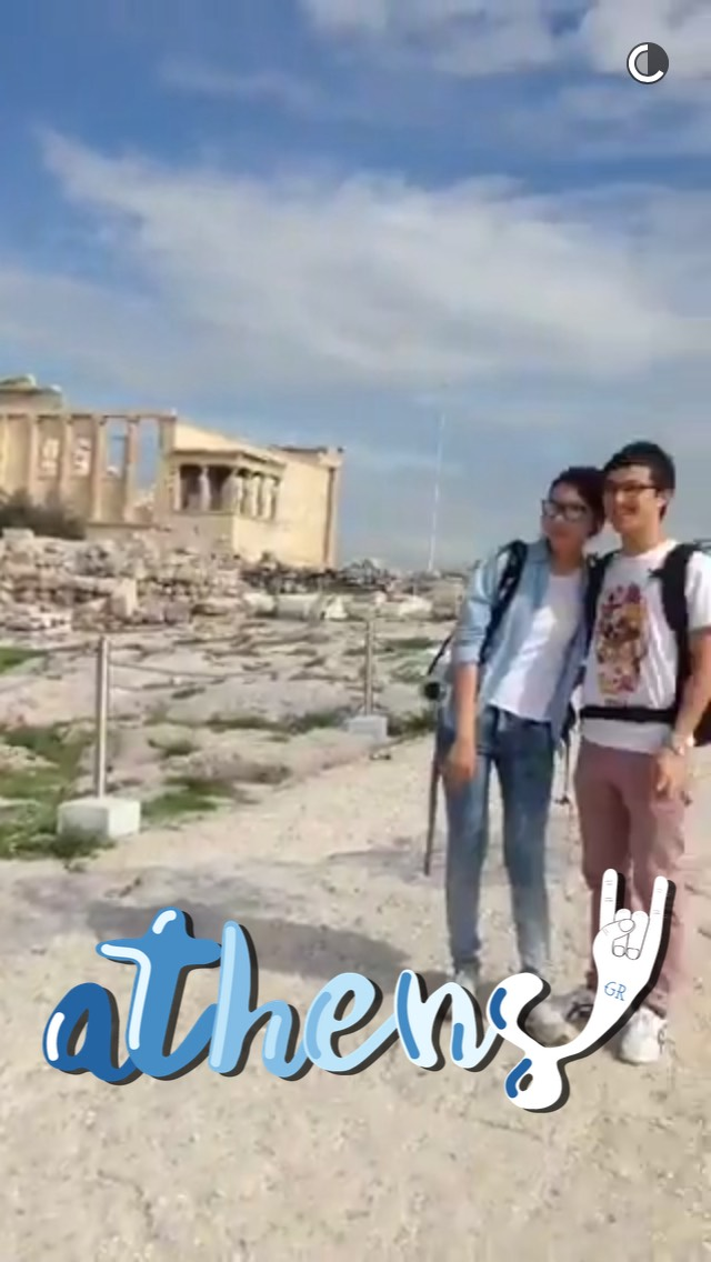 parthenon-athens-greece-snapchat-story