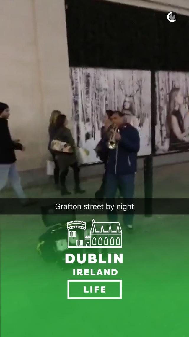 dublin-life-snapchat-story