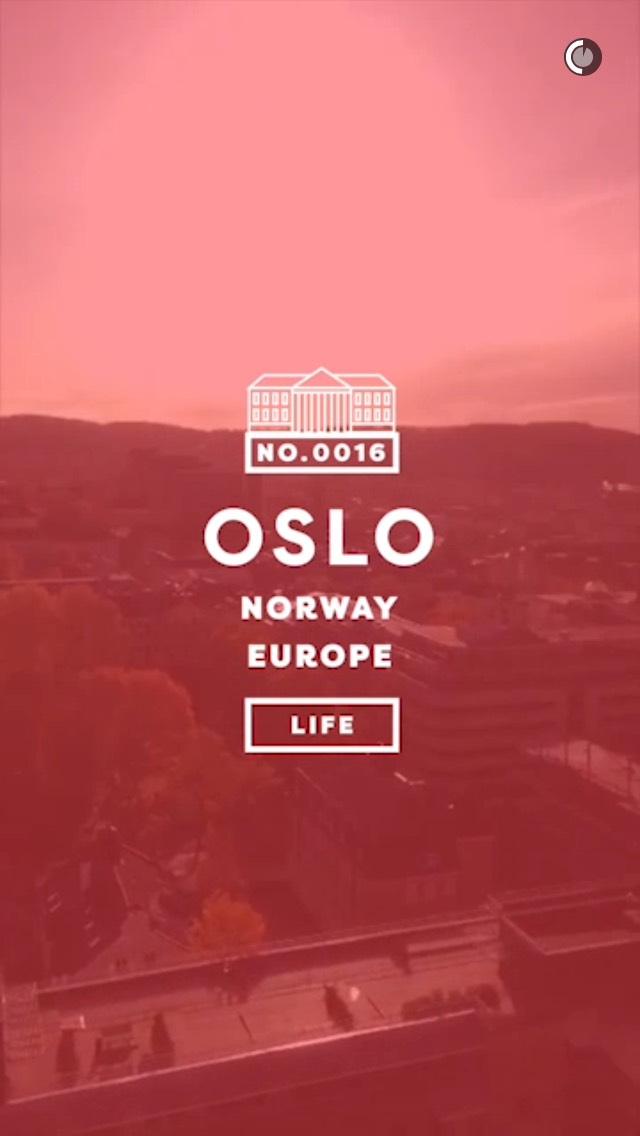 oslo-life-snapchat-story