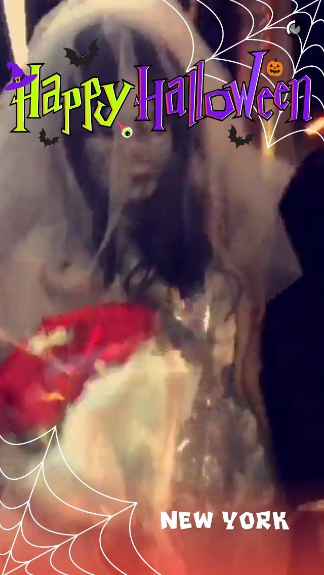 nyc-halloween-snapchat-story