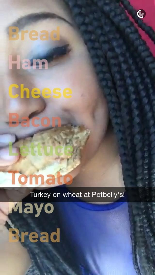 snapchat-sandwich