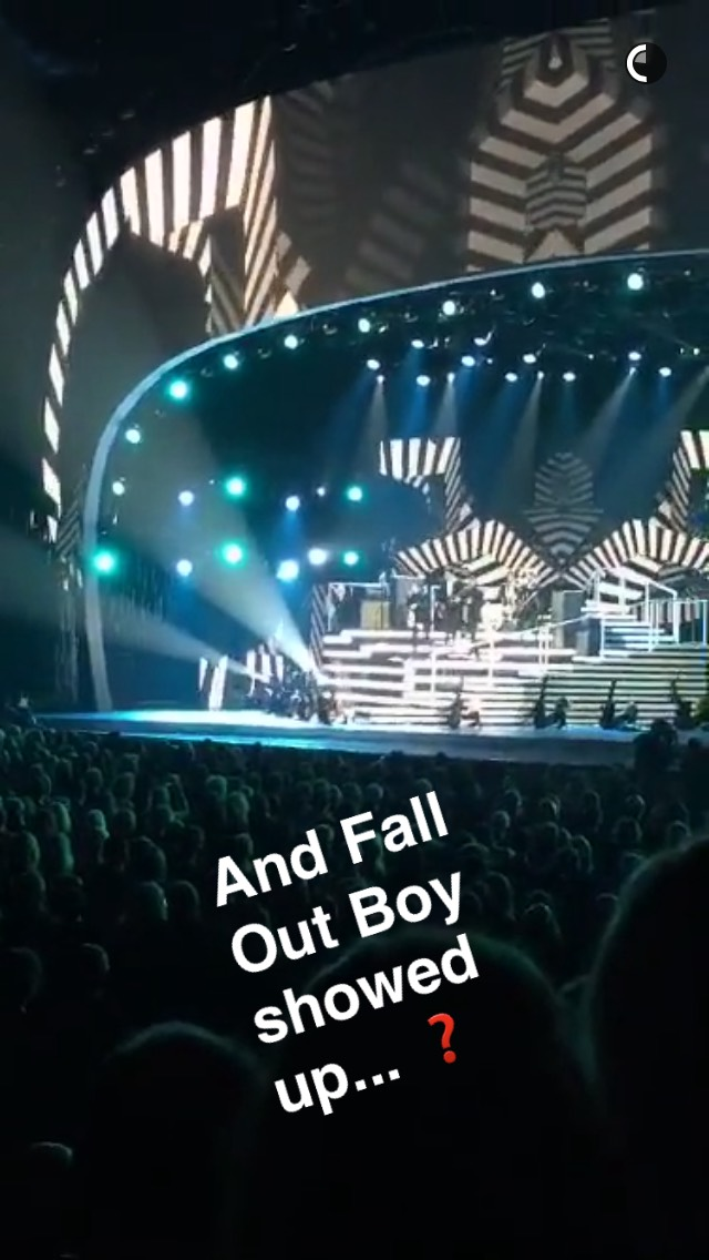 fall-out-boy-cma-snapchat