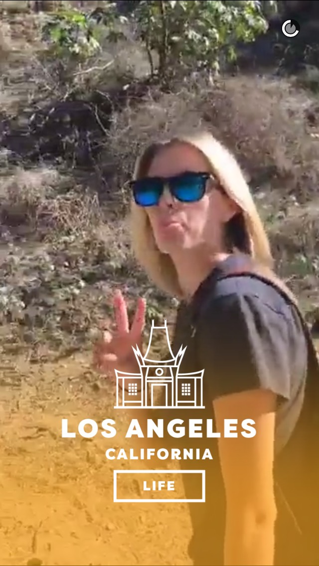 hollywood-sign-snapchat