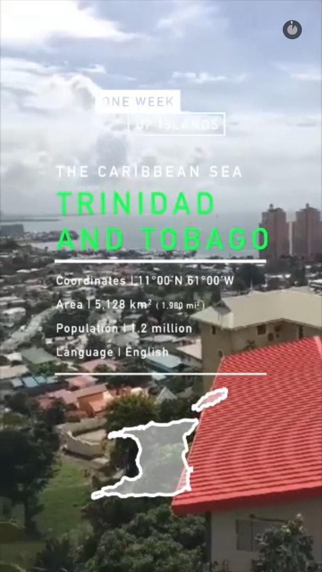 trinidad-tobago-snapchat-story
