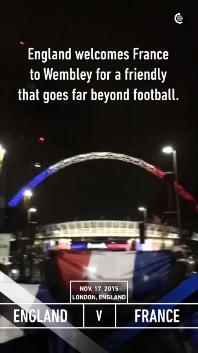 england-france-soccer-snapchat
