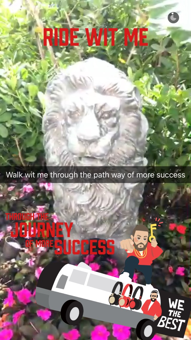 dj-khaled-lion-ride-wit-me-filter
