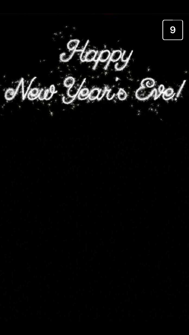 How to Get the Snapchat Happy New Year\'s Eve Filter - Wojdylo Social ...