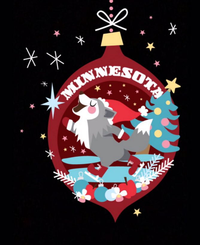 Snapchat Adds Christmas Ornament Filters For All 50 States