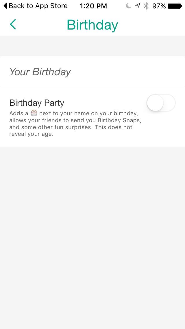snapchat birthday cake emoji and special filters wojdylo social media