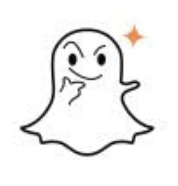 middle-finger-snapchat-white-ghost