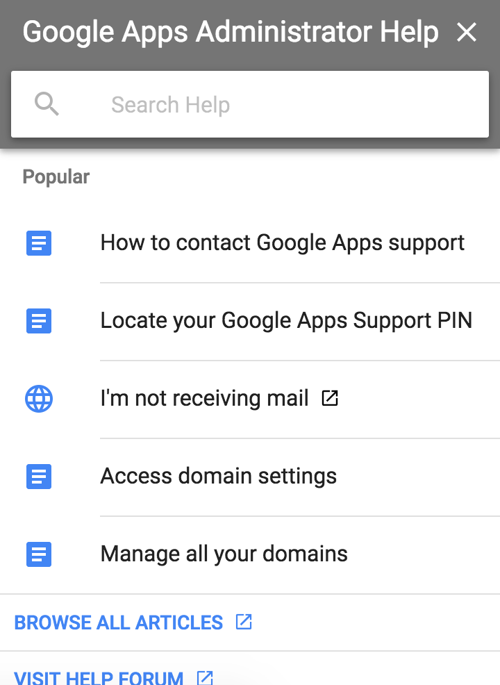 google-apps-help