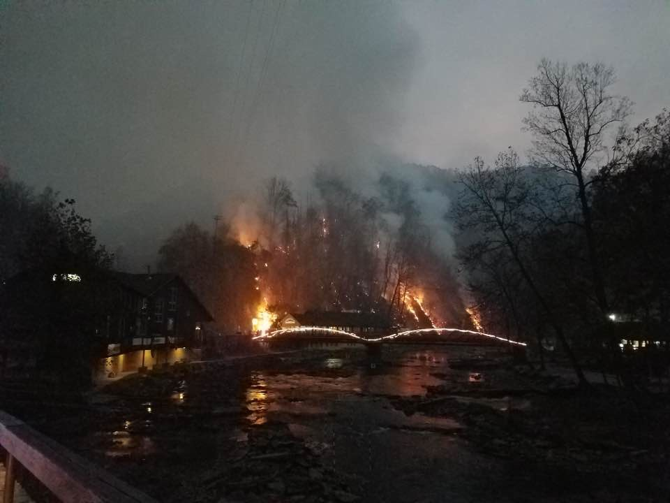 Forest Fires In Nantahala And Robbinsville Nc Wojdylo