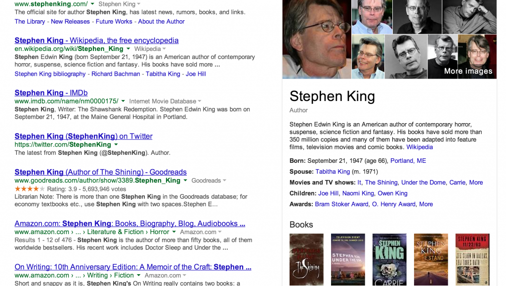 stephen-king-google-knowledge-graph