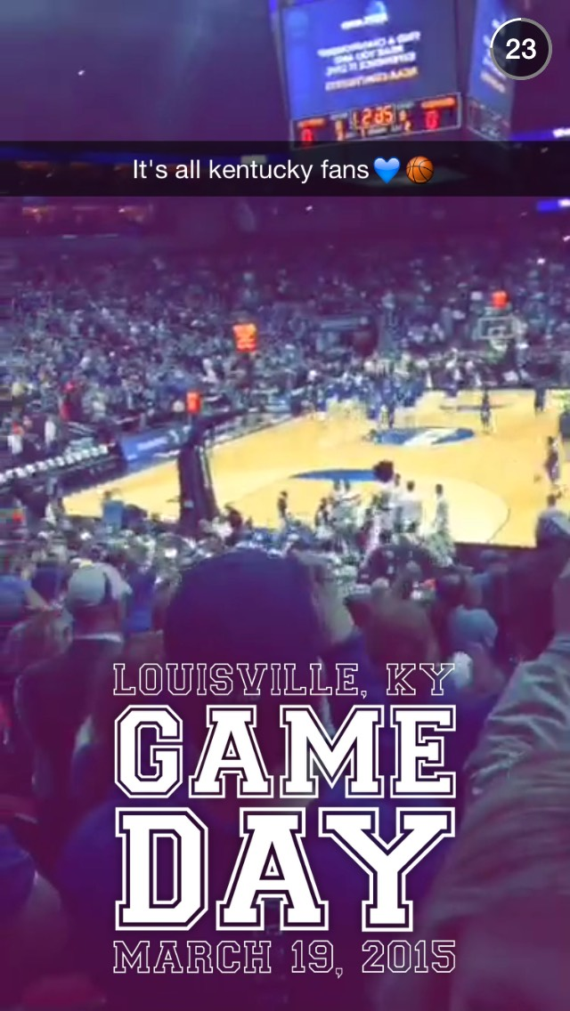 louisville-ky-snapchat-story