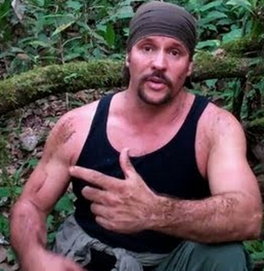 Joe Teti of Dual Survivor on the Discovery Channel - Wojdylo