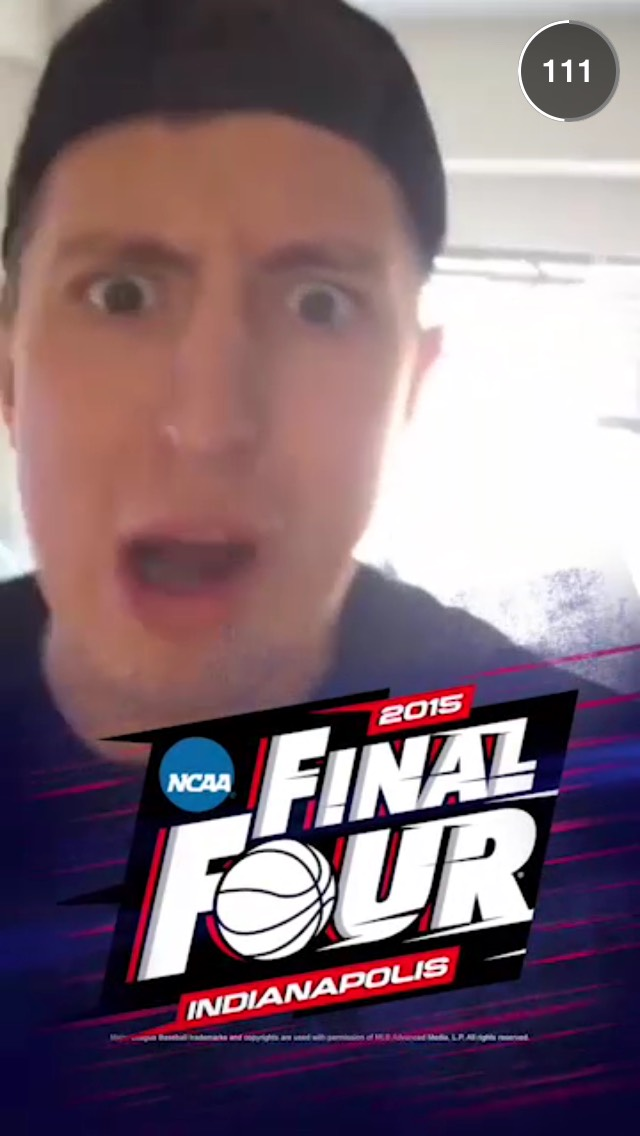 final-four-snapchat-story