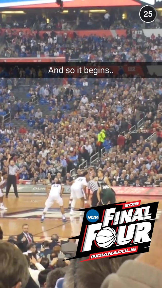 duke-vs-michigan-state-snapchat-story